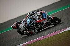 Marcel Schrötter hadert trotz gutem Moto2-Auftakt in Katar