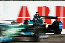 Formel E - Video: Formel E, Uruguay: Unfall! Blomqvist zerstört seinen Andretti