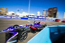 Formel E Zürich: Titelanwärter Sam Bird verunfallt im Training