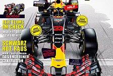Neues Motorsport-Magazin: Die großen Themen im Experten-Check