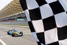 Formel 1 - Retten die Erfolge Renault?