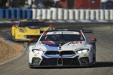 IMSA: BMW feiert allerersten Sieg mit dem BMW M8 GTE