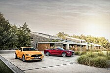 Ford verpasst dem Mustang eine Modernisierung