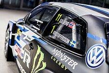 WRX: VW präsentiert neuen Polo R für die Rallycross-WM