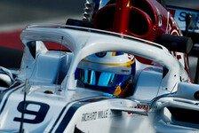 Formel-1-Halos im Überblick: Alle Autos, alle Heiligenscheine