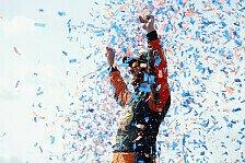 NASCAR: Fotos Rennen 5 - Auto Club Speedway