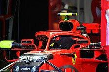 Formel-1-Regeln 2019: Paar Liter Benzin kosten 250.000 Euro