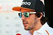Formel 1, Alonso scherzt über Haas-Performance: Ist ein Ferrari