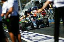 Formel 1 2018: Der Freitag in Australien in der Ticker-Nachlese