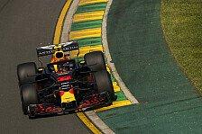 Formel 1 2018, Red Bull: Regentanz trotz Mercedes-Tuchfühlung