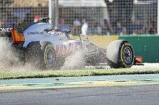 Formel 1: Haas feiert nach P6 im Training: Test kein Strohfeuer