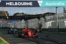 Formel 1 Australien 2019 live: TV-Programm RTL & Sky, Zeitplan