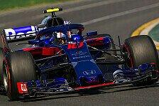 Formel 1 2018, 'Nervig!' Honda-Rückschlag für Toro Rosso