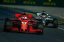 Formel 1 Australien: Erste Trainingsanalyse der Saison 2018