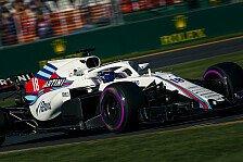Formel 1, Lance Stroll: Williams gab mir falschen Motormodus
