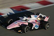 Formel 2 Bahrain 2018: News-Ticker zum Saisonauftakt