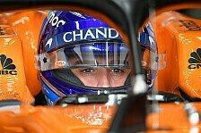 Formel 1, Alonso fantasiert trotz Platz 11 vom Kampf ganz vorne