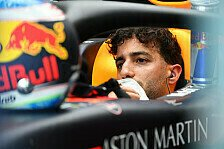 Formel 1, Daniel Ricciardo: Mercedes-Power & Strafe? Nervt!