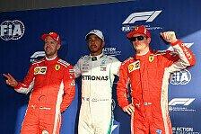 Favoriten-Check: Schickt Ferrari Mercedes wieder ins Verderben?