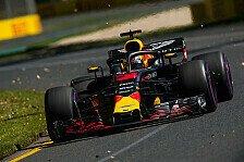 Formel 1: Red Bull hofft gegen Mercedes-Power auf Reifen-Waffe