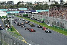 Formel 1 2019 Australien-Vorschau: Ferrari und Vettel Favoriten