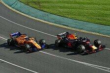 Formel 1, McLaren scheitert an Red Bull: Alonso erhöht Druck