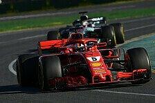 Nur 5 Überholmanöver: Formel-1-Bosse wollen Regeländerungen
