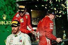 Formel 1 2018, Ticker-Nachlese: Vettel siegt in Australien