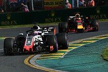 Formel 1 2018, Grosjean angriffslustig: Haas sogar noch stärker