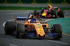 Formel 1 Bahrain: McLaren riskiert bei Reifenwahl