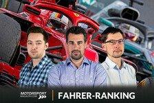 Formel 1 2018: Fahrer-Ranking zum Australien GP in Melbourne