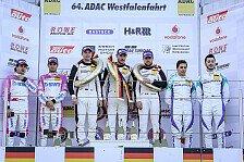 BWT Mücke Motorsport feiert Podestplatz bei VLN 1