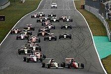 Schumacher gegen Fittipaldi in der ADAC Formel 4