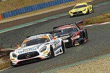 ADAC GT Masters-Testfahrten: Mercedes-AMG in Oschersleben vorn