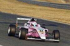 ADAC Formel 4 2018: Vesti und Zendeli dominieren Testfahrten