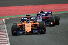 Formel 1, trotz Pleite 2018: McLaren will Auto nicht begraben