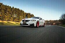 MANHART veredelt BMW M4 für die Rennstrecke