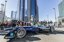 Formel E 2018: New York bekommt neues Strecken-Layout