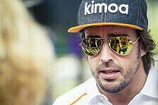 Formel 1, Alonso vor 300. GP: Hätte 4 oder 5 Titel holen können