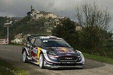 Rallye Frankreich - Ogier siegt, Loeb auf 14