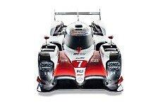Das ist Toyotas neuer TS050 Hybrid für Le Mans und die WEC