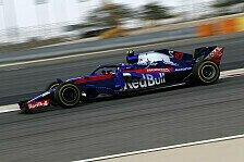 Formel 1, Toro Rosso vor McLaren: Traum von ersten WM-Punkten