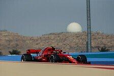 F1 Bahrain 2018: Freitag in der Ticker-Nachlese