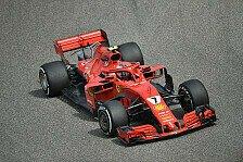 Formel 1 Bahrain: Kimi Räikkönen entrinnt nach Bestzeit Strafe