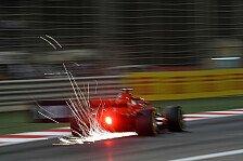 Formel 1 Bahrain, 2. Training: Ferrari zurück an der Spitze