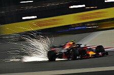 Formel 1 Bahrain 2018, Training kompakt: Team für Team