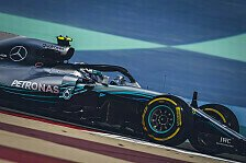 Formel 1, Mercedes hinter Ferrari: Nicht unser bester Tag