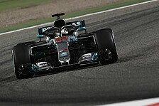 F1-Trainingsanalyse Bahrain: Mercedes langsamstes Top-Team?