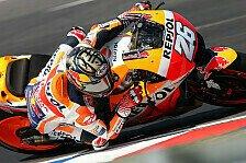 MotoGP: Dani Pedrosa will Start in Austin wagen