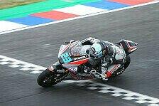 Marcel Schrötter bei Moto2-Sturz in Austin leicht verletzt